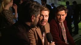"""Polskie gwiazdy na podsłuchu - """"Ścianka myśli"""". The best of... Dawid Woliński"""