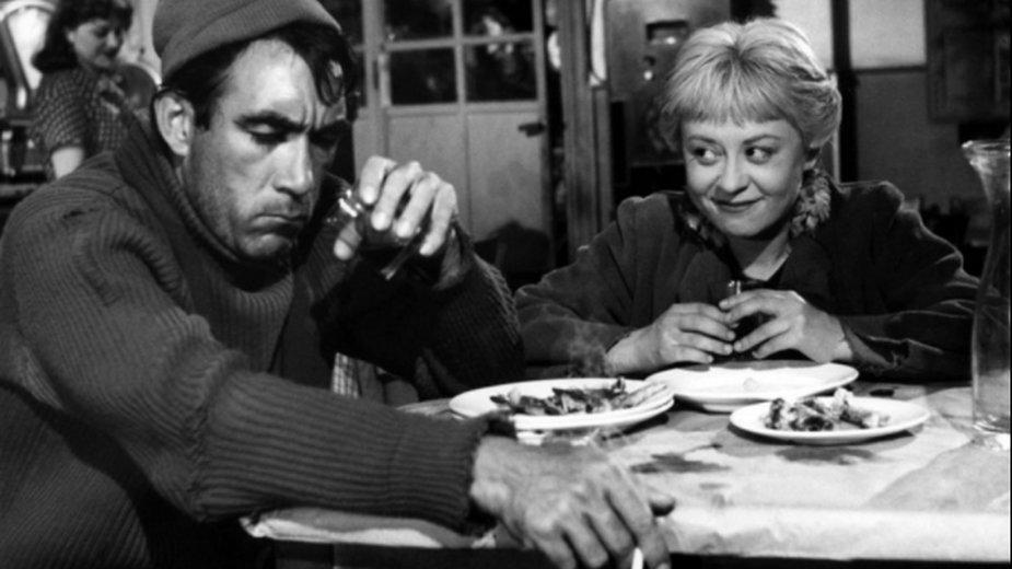 """""""La Strada"""" - kadr z filmu"""
