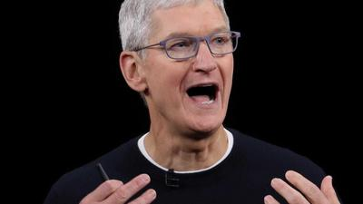 Apple crushes earnings estimates despite global supply chain shortages