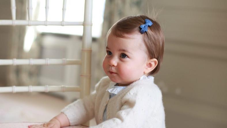 Zdjęcia wykonane przez księżną Catherine z okazji 1. urodzin córki.