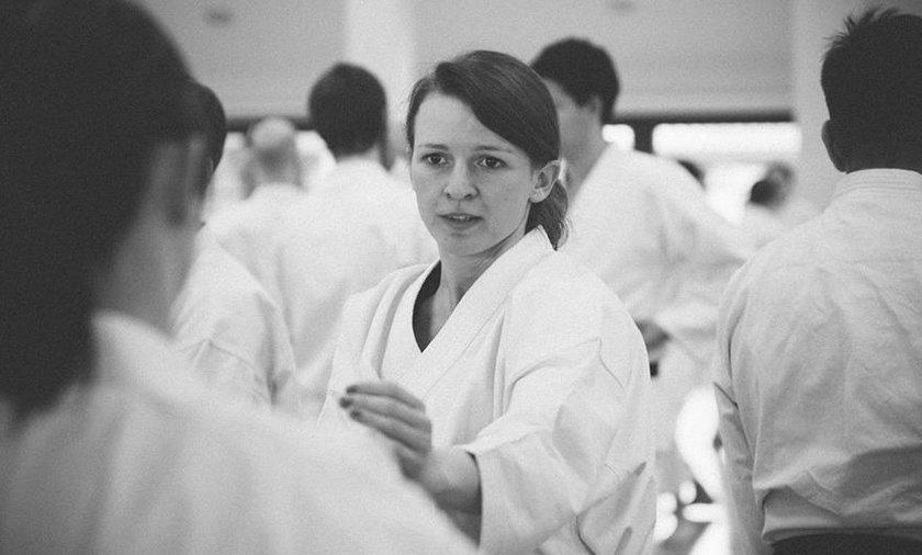 Beata Maciejewska-Welfle nie żyje. Mistrzyni karate miała 31 lat