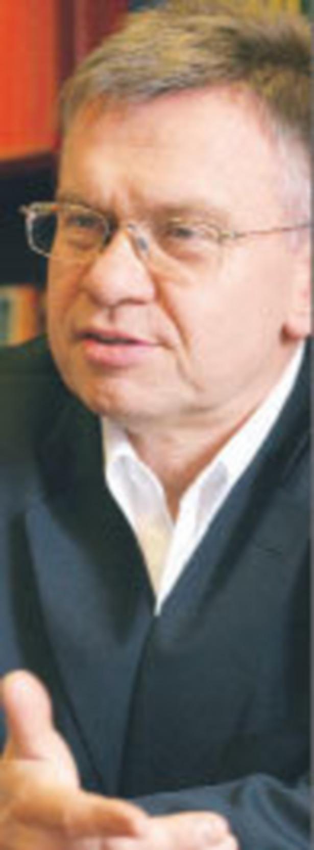 Michał Tomczak, adwokat, były szef Wydziału Dyscypliny PZPN