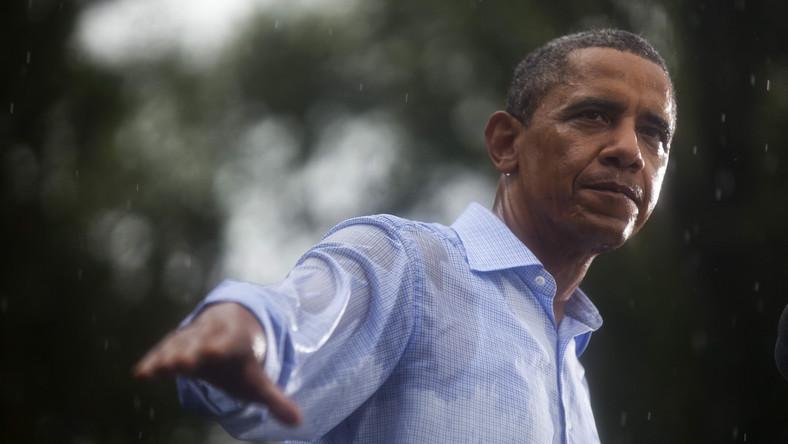 Glen Allen w Virginii - tu prezydent Barack Obama pojawił się w weekend, by przekonywać do swoich racji