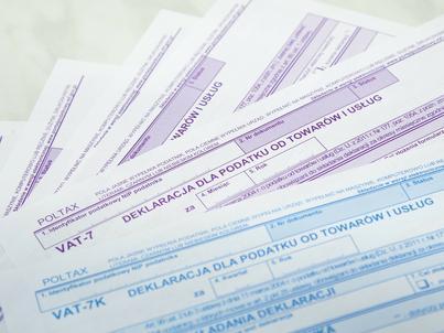 Odrębne deklaracje VAT ma zastąpić Jednolity Plik Kontrolny