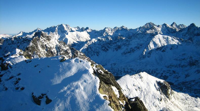 Czwarty stopień zagrożenia lawinowego jest ogłaszany w Tatrach stosunkowo rzadko