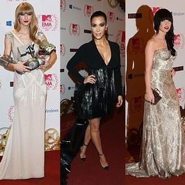 Modowe sukcesy i porażki na gali MTV