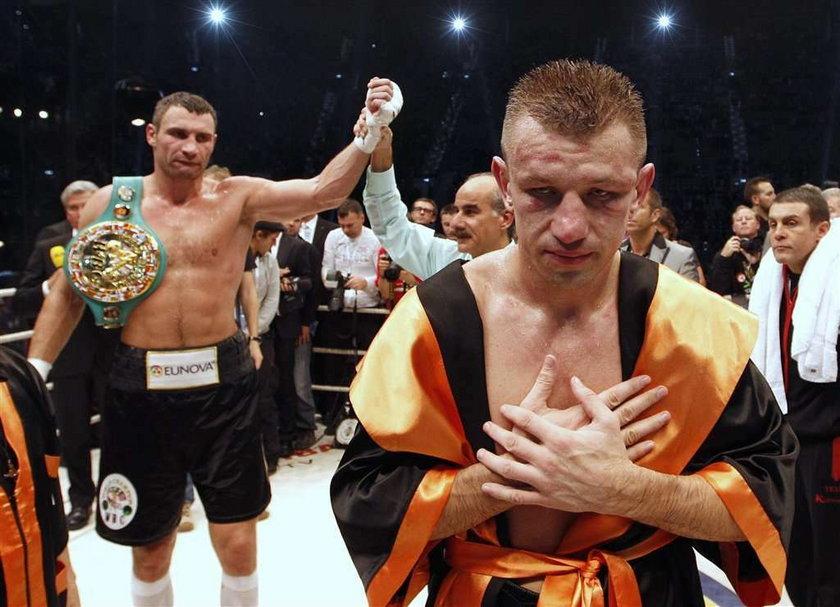 Tomasz Adamek chce się zmierzyć z Władymirem Kliczką