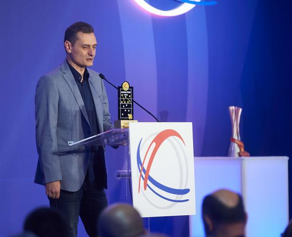 Zoran Terzić - najboljiodbojkaški trener Srbije u 2018.