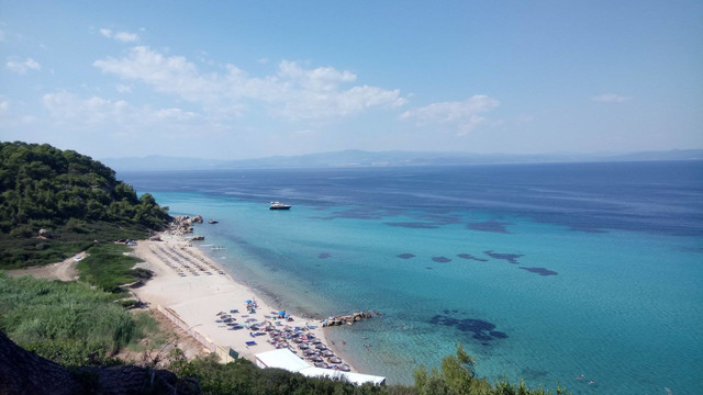 Aristoteles Beach Afitos