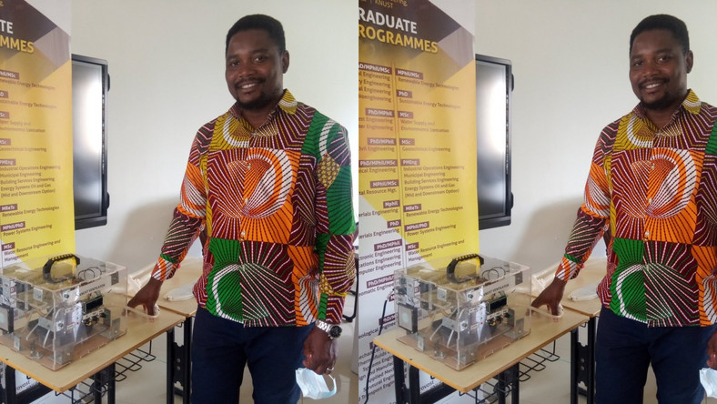 Ghana makes big progress in COVID-19 fight as KNUST outdoors home-made ventilator