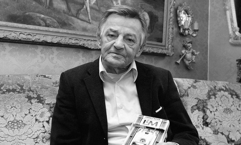 W wieku 90 lat zmarł Hans Mezger. Legendarny konstruktor silników Porsche