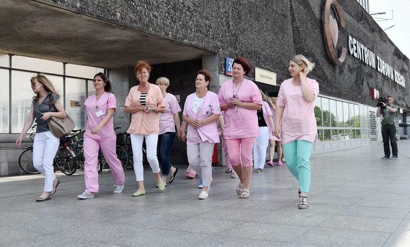 Koniec strajku w Centrum Zdrowia Dziecka? Jest porozumienie