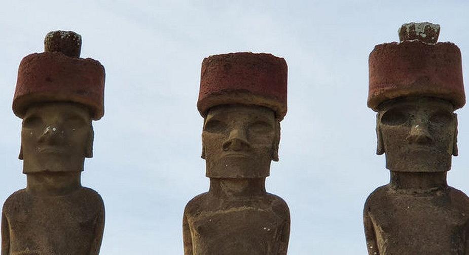 Nie tylko moai, ale też głód i kanibalizm. Tajemnice Wyspy Wielkanocnej