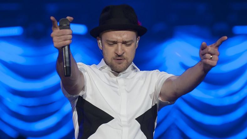 Justin Timberlake się wkurzył...