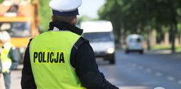 Zawiadomił policję, że prowadzi pod wpływem narkotyków