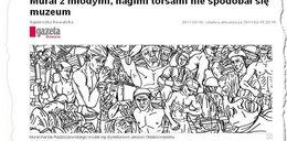 Muzeum Powstania przeciw nagim powstańcom