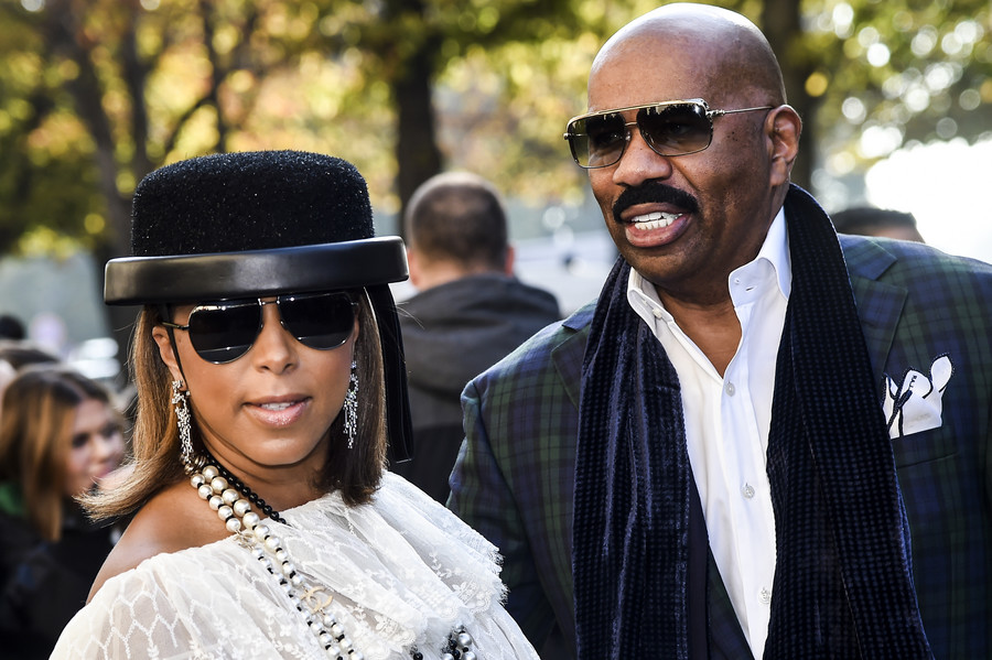 Steve Harvey fot. Jacopo Raule / Contributor/ GettyImages