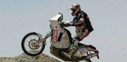 Polak został symbolem Dakaru!