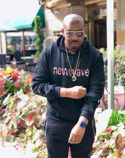 It didn't end there as he went on to express his shock at the redundancy and vagueness of the existing drug and narcotics acts in the country.[Instagram/DonJazzy]