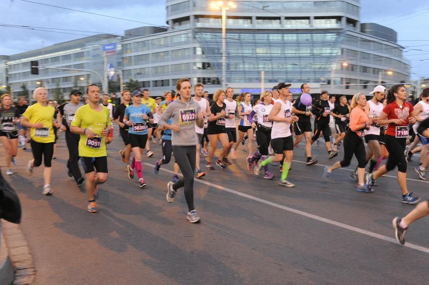 Trzeci nocny półmaraton za nami