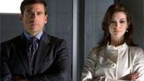 Anne Hathaway agentką