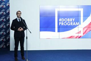 Poręba: Rządy PO-PSL zwijały i wyprzedawały Polskę