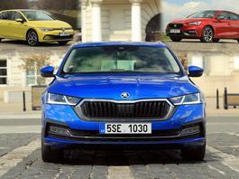 Seat Leon, Skoda Octavia, Volkswagen Golf – ile kosztują i czym się różnią?