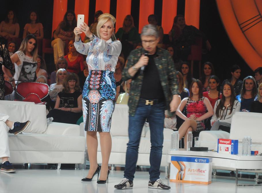 Saša Popović i Lepa Brena