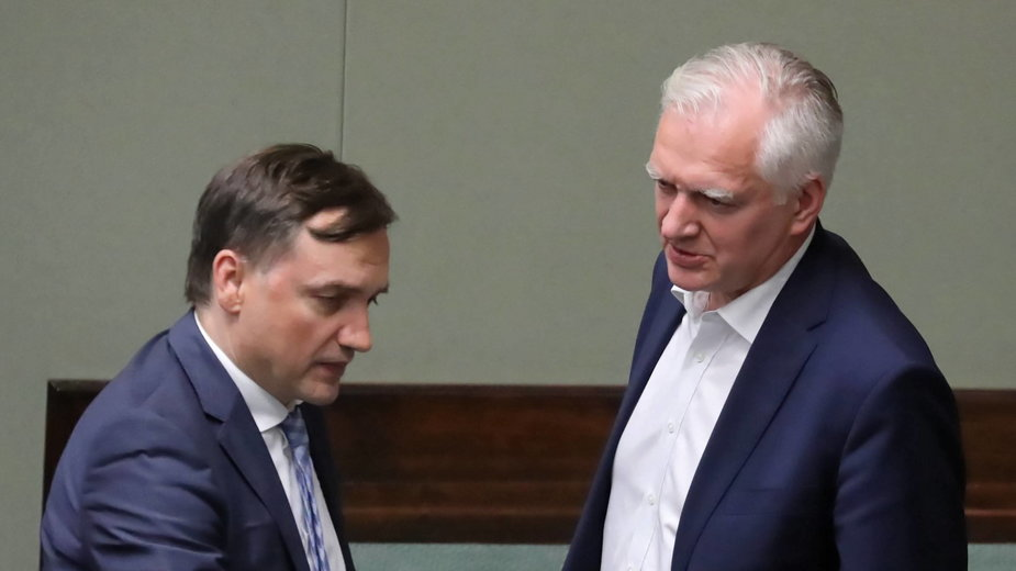 Zbigniew Ziobro i Jarosław Gowin nie zagłosowali za ustawą o ochronie zwierząt