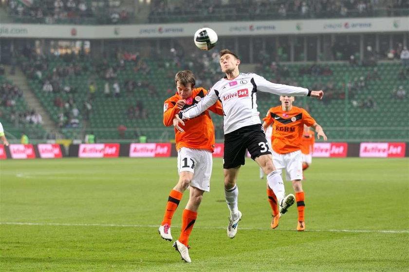 Maciej Rybus wreszcie doczekał się pochwał od trenera Legii Warszawa Macieja Skorży