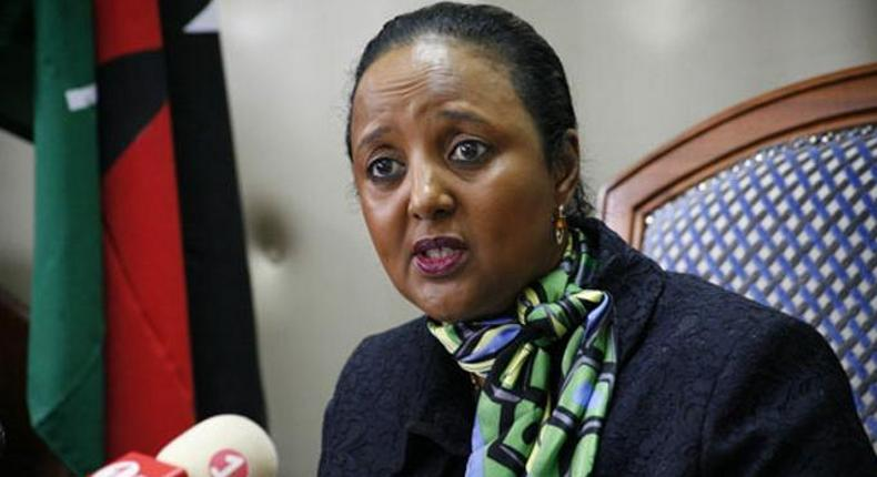 Kenya's foreign affairs minister Amina Mohamed on Monday lost to her Chad counterpart Moussa Faki Mahamat for the position of African Union Commission Chairperson.