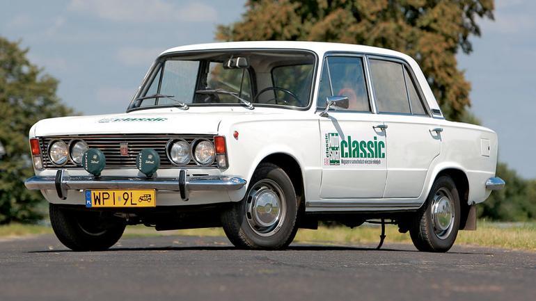 Polski Fiat 125p 1300
