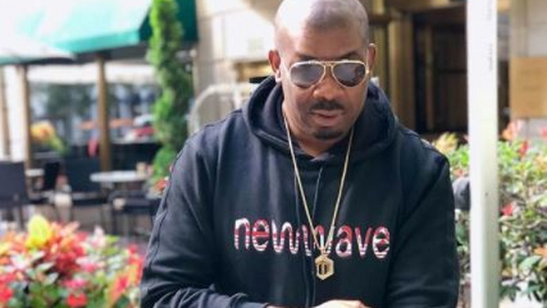Nigerian Music Producer Don Jazzy