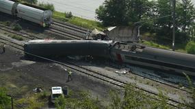 Belgia: wypadek kolejowy w pobliżu Liege