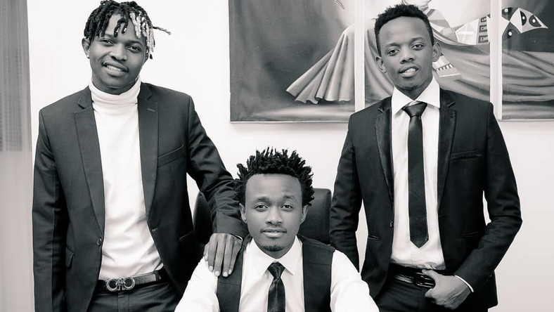 EMB's Records Bahati, David Woder and Mr. Seed
