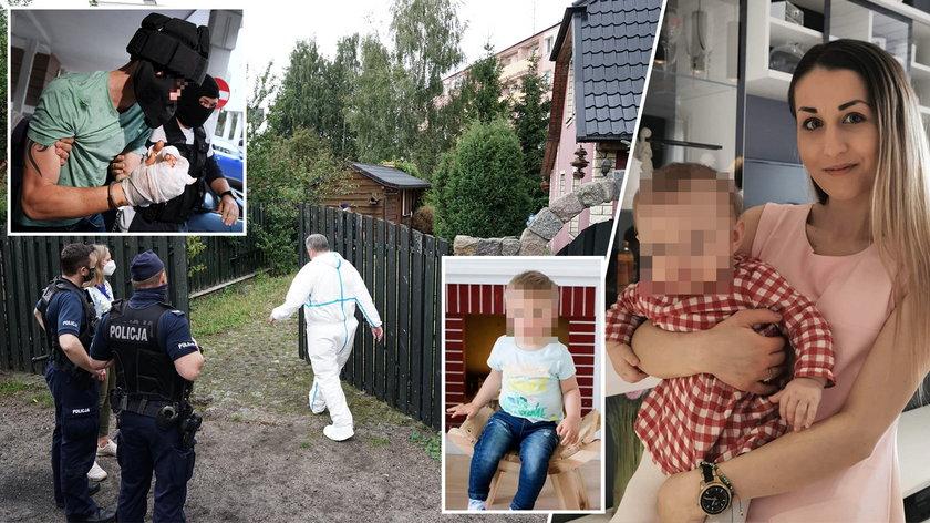 Morderstwo młodej mamy w Gdańsku.