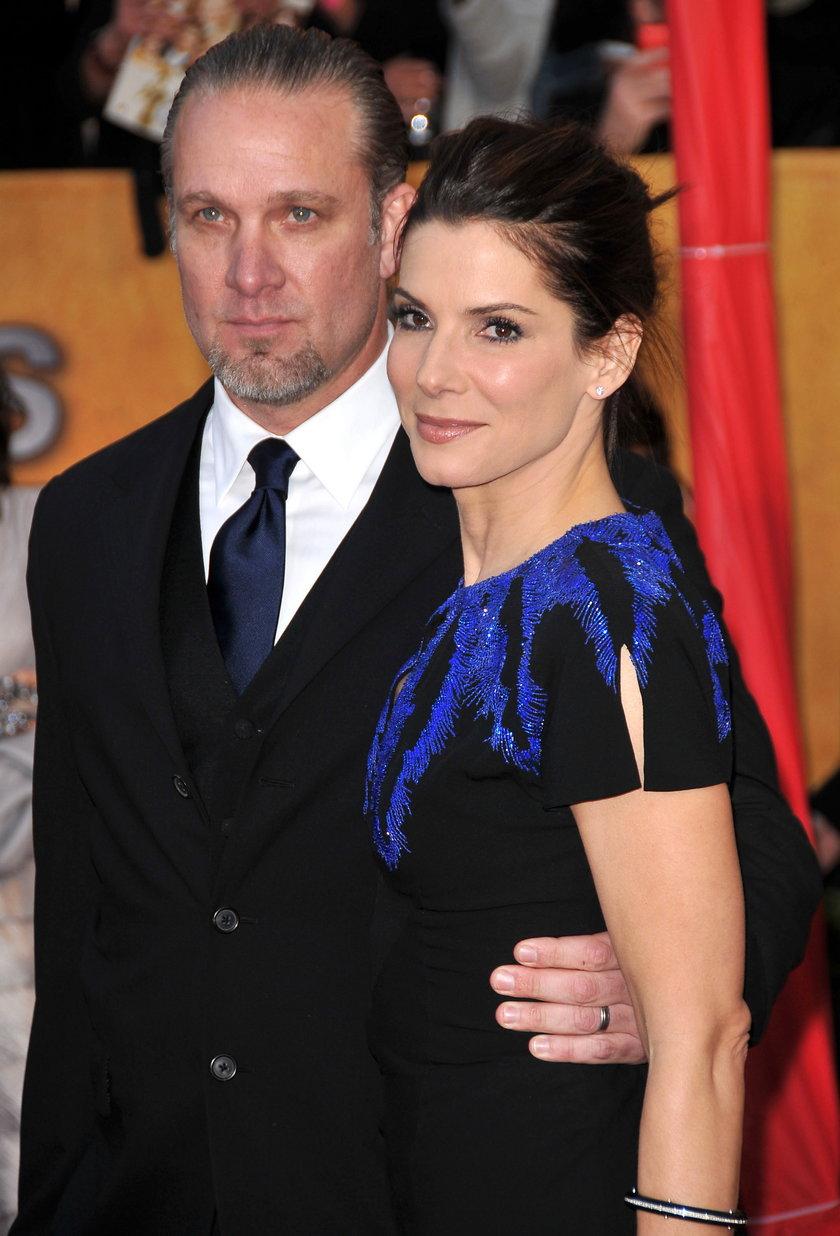 Sandra Bullock i Jasse James