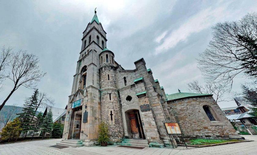 Parafia św. Rodziny w Zakopanem