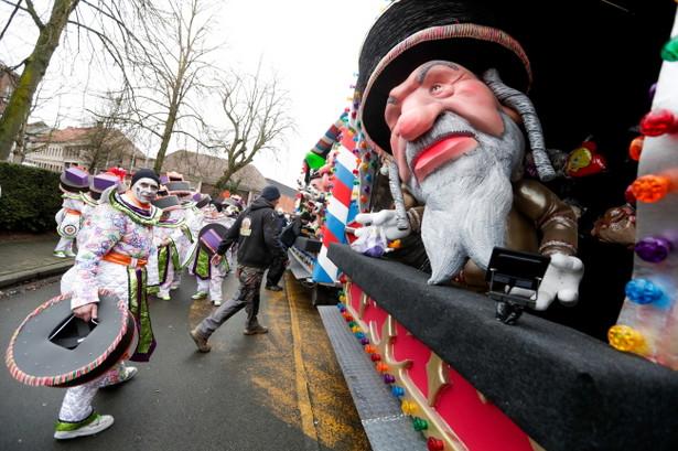 Karnawał w Aalst
