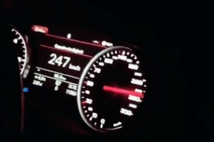 bahata vožnja 250