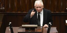 Kaczyński żartuje w Sejmie. Co powiedział?