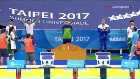 Majchrzak odebrał srebrny medal
