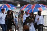London kiša EPA ANDY RAIN