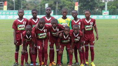 Milo U-13 Champions League: Bodaa R/C Primary finishes 3rd