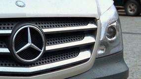 Mercedes Sprinter do zadań specjalnych (Na Osi Ekstra)
