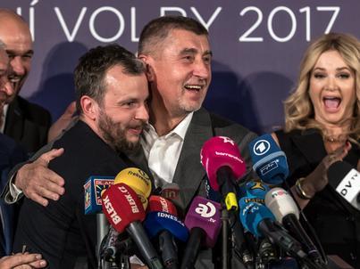 ANO, partia Andreja Babisza wygrywa czeskie wybory