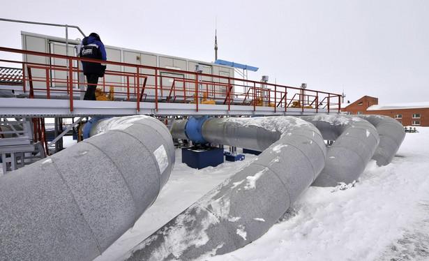 Instalacje gazowe na Syberii