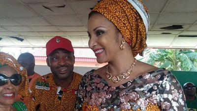 Bianca Ojukwu explains why she shunned APGA gov campaign flag-off in Awka