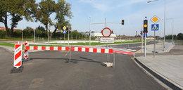 Gotowa ulica wciąż zamknięta