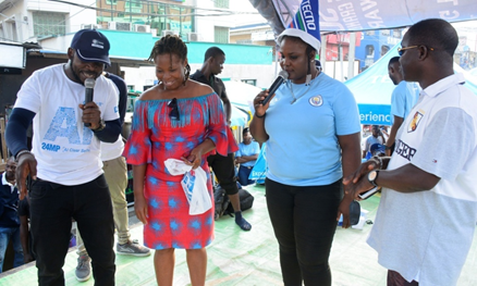 Computer Village Carnival 2018: Tecno Mobile, Olu Maintain shut it down with an experience to remember